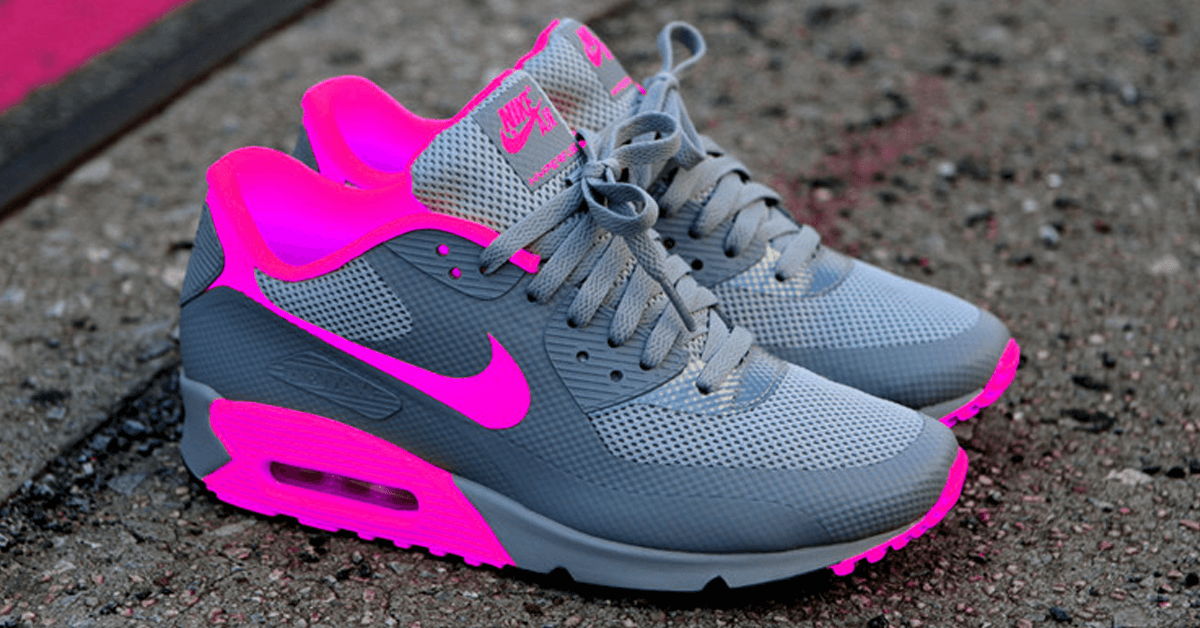 online store a3e6a 7935d Check out the whole series of top 10 NikeID Air Max 90 designs and inspire  the designer in you.