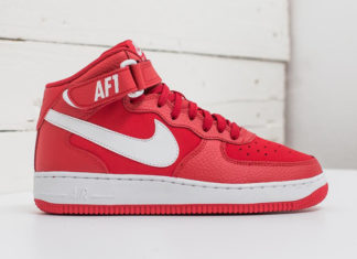 lowest price ce6ec d6f44 The Updated Style of Nike Air Force 1 Mid