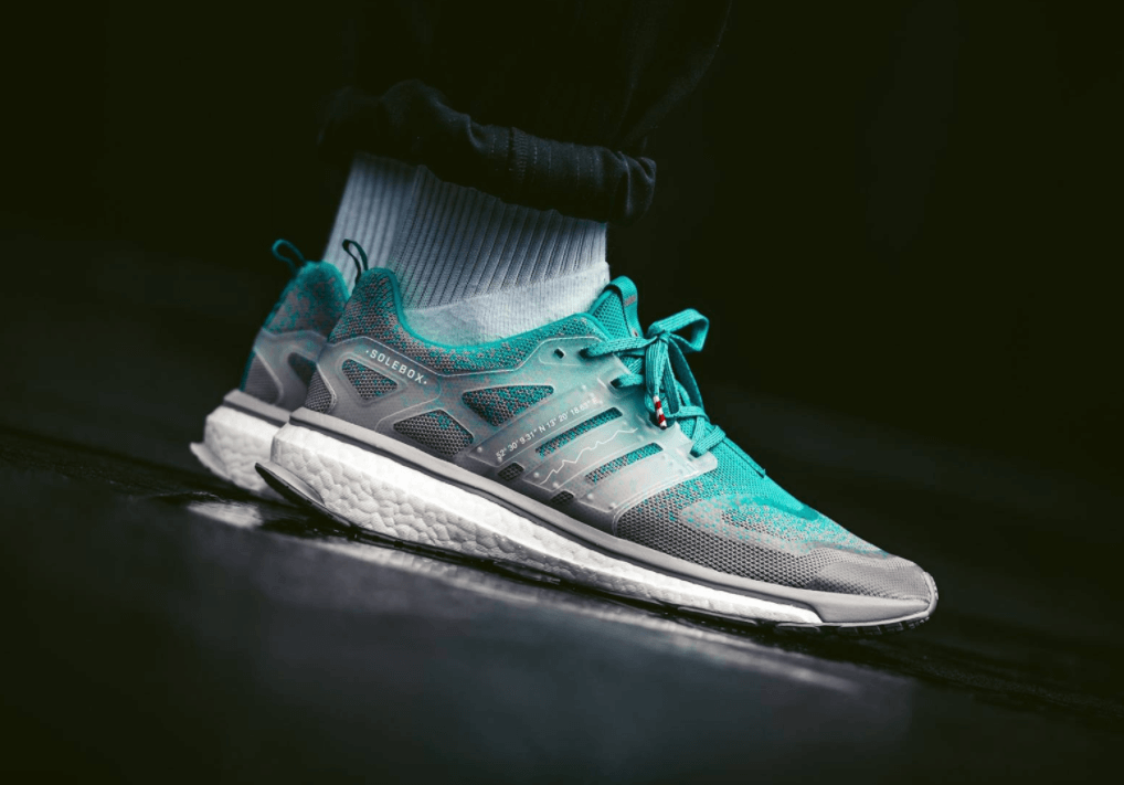 new styles 9368e 485d0 ... Shoes and European retailer Solebox for a retailing price of 180 on  November 4th, as they are associated with Adidas Consortium Exchange this  year.