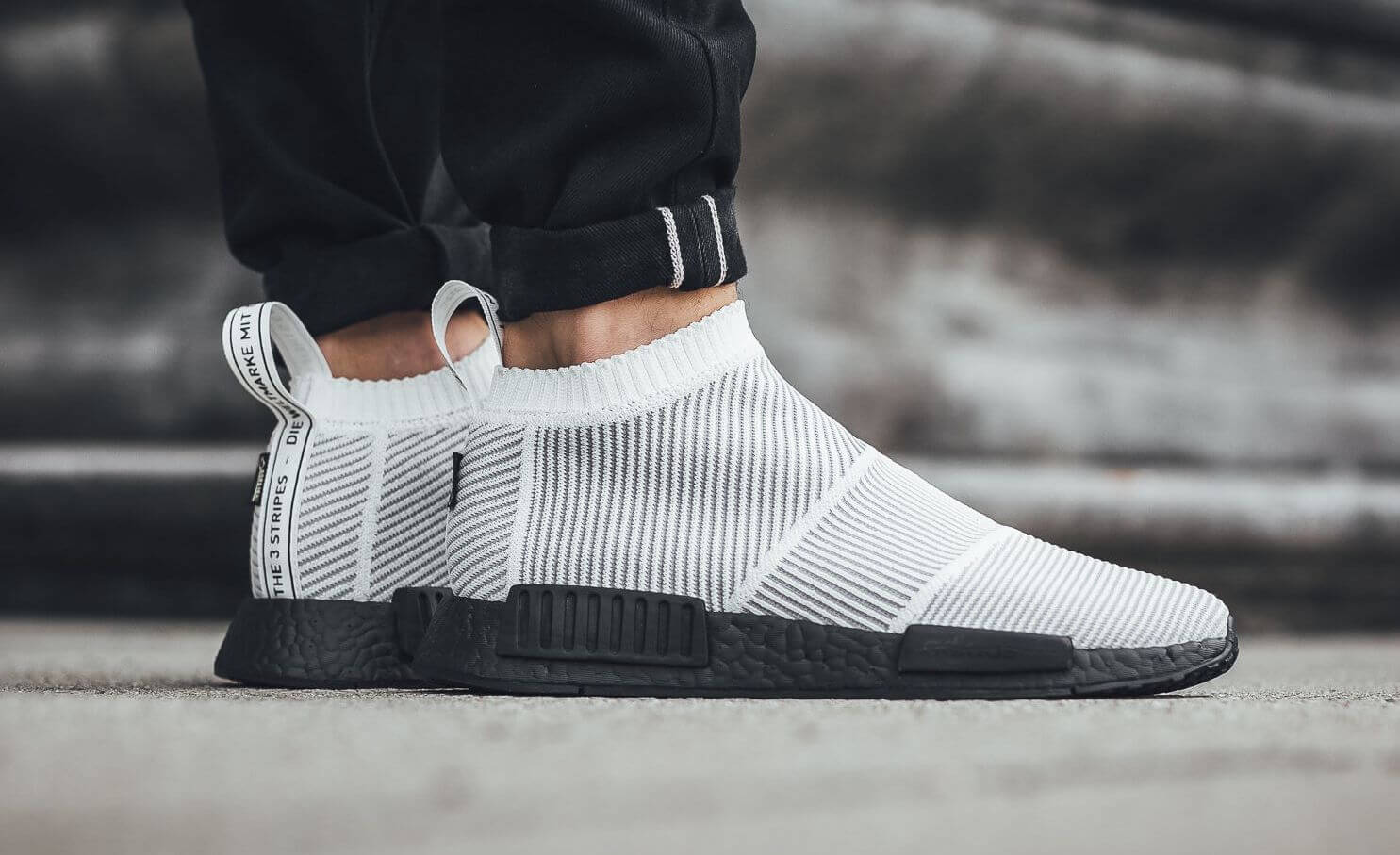 d0d5f0a1b5d22c The White and Black Colorway of Adidas NMD CS1 Gore-Tex Has Finally ...
