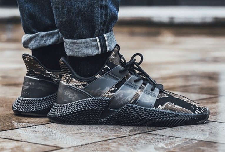 The UNDFTD x adidas Prophere Camo is Now Available