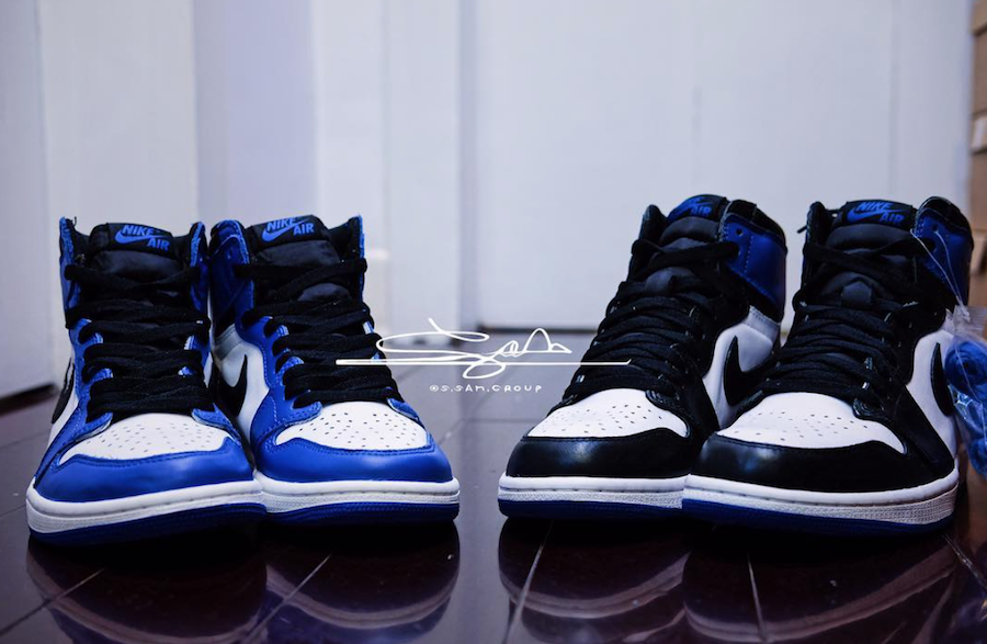 jordan retro 1 high og game royal