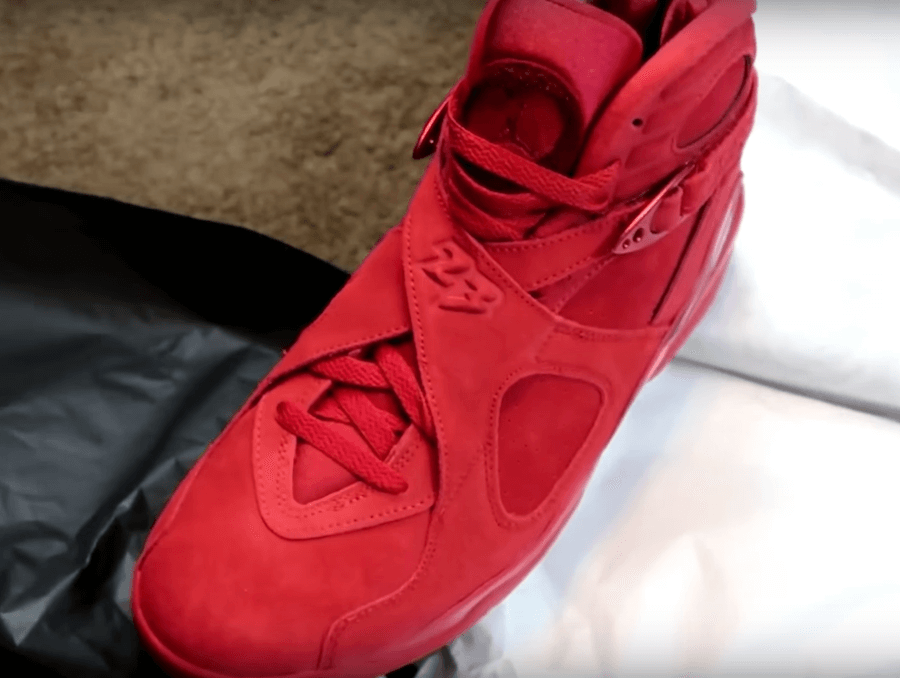 be1efdb738bd37 Take a Peek at The Upcoming WMNS Air Jordan 8 Valentine s Day Pair ...