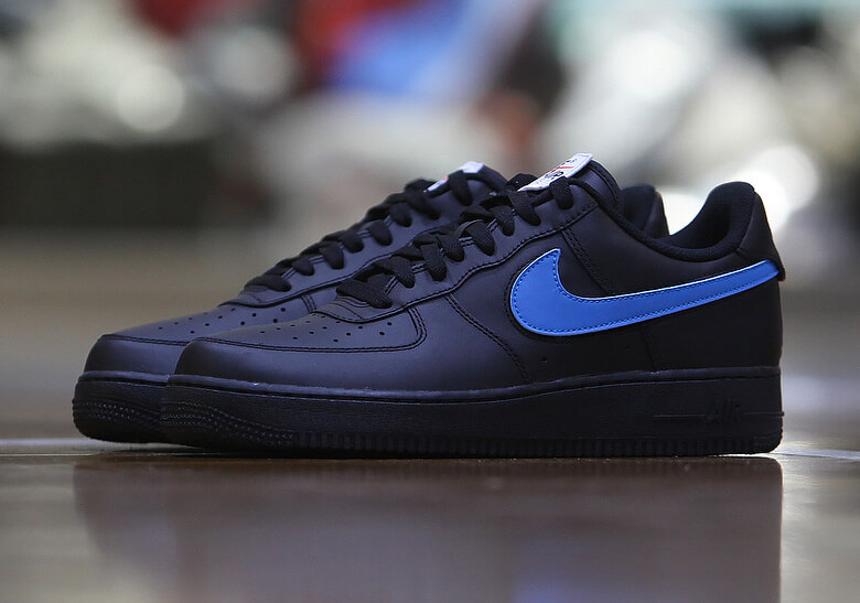 Nike Dropping The Air Force 1 With Changeable Velcro