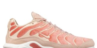 "3a1e924561da0 Nike Air Max Plus Lux Dropping Soon in ""Dusty Peach"""