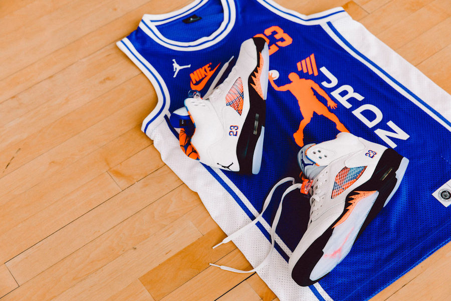 """3509fdb77a6 The Air Jordan """"International Flight"""" Collection Releases With ..."""