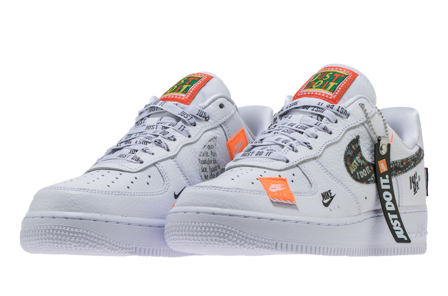 Nike air force 1 07 premium just do it dropping in white soon enjoy checking out these detailed images below and be sure to pick up a pair for yourself solutioingenieria Gallery