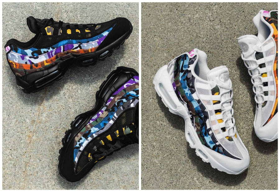 low priced 4c11b fa863 The Nike Air Max 95 ERDL Party Pack Dropping Soon. - WassupKicks