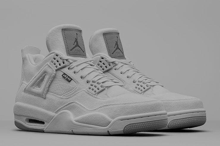 514124ef165 ... wait patiently this pack to see how this Air Jordan 4 will look on your  feet