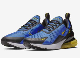 reputable site 8cb62 8dbd3 This Nike Air Max 270 For Warriors Fans Dropping Soon