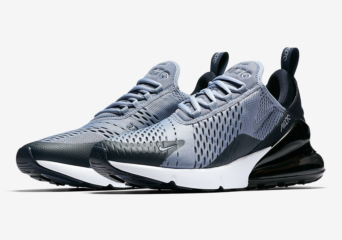 """new product ff468 5dc6c You may find this Nike Air Max 270 """" Ashen Slate"""" available now on Nike UK  and Shoe Palace. Take a detailed look at these pictures down below and  enjoy ..."""