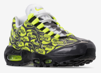 low priced 929c7 782e1 Look At This Nike Air Max 95 Covered In Air Max.
