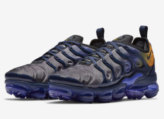e9cc32b277ca7 This Nike Air VaporMax Plus Dropping Soon In Blue Orange