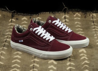 99008349bc4 Ray Barbee X Vans Old Skool Pro Is Available Now In Burgundy