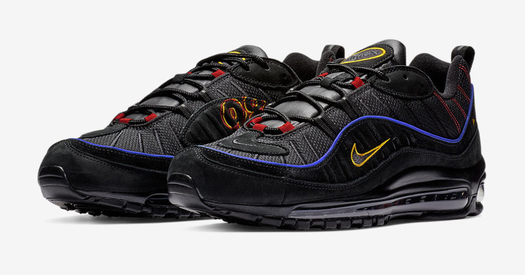 4d20341c79 Check out more detailed images below, Nike Air Max 98 is set to drop very  soon at select Nike Stores or online. The retail price tag is set at $160  USD