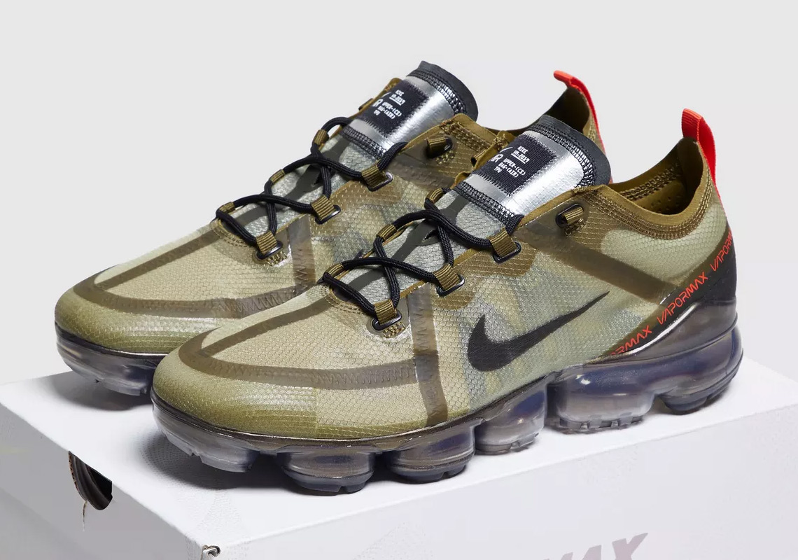 4214c774f1885 The Nike Vapormax 2019 Coming In Olive Green Soon - WassupKicks