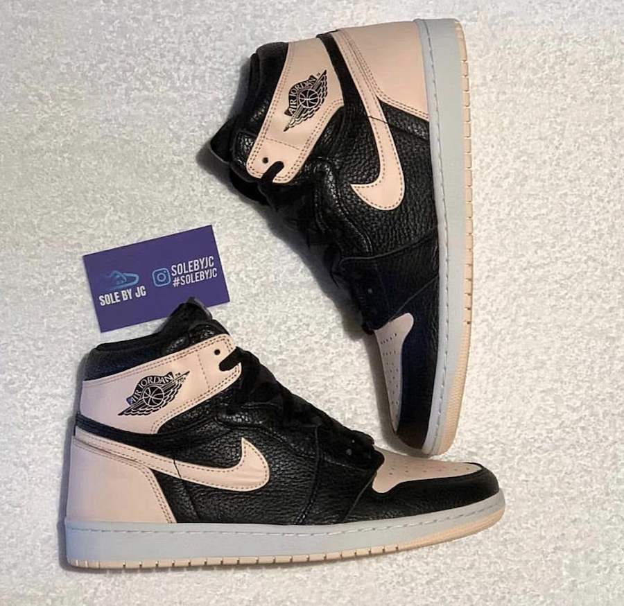 38da092164b This Air Jordan 1 is set to drop on April 27th at select Jordan Brand  retailers or on Nike.com. Enjoy looking at these detailed images below and  be sure to ...
