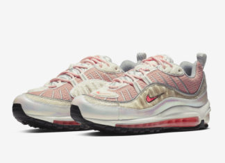 """48e1a97b4a3 The Nike WMNS Air Max 98 """" CNY"""" Coming This Month"""