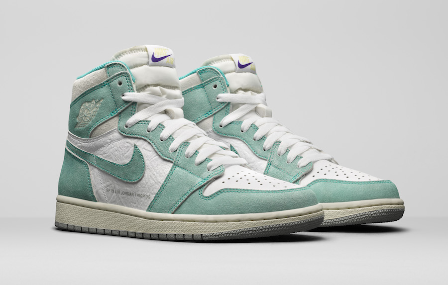 """07970301 Expect to see this Air Jordan 1 Retro High OG """" Turbo Green"""" arriving in  stores on February 15th at select Jordan Brand retailers and as well StockX."""