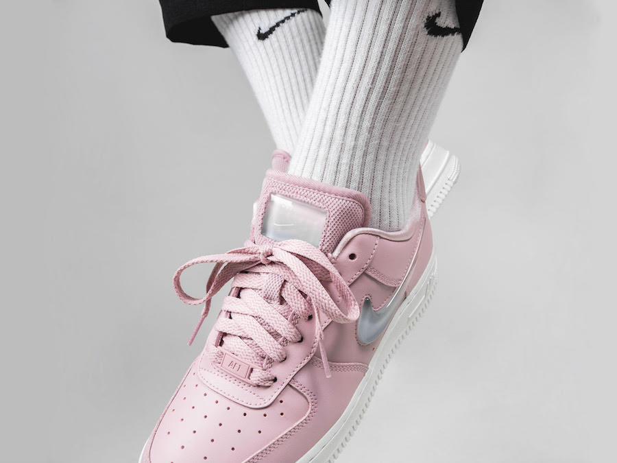 competitive price 9e263 ea613 Ladies, you may enjoy this Nike Air Force 1 now at select retailers as  Allike or Finish Line. Be sure to take a detailed look at these images and  feel ...