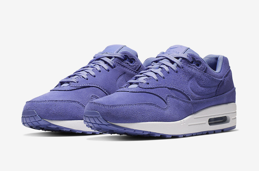 good d40a9 dd1b5 Expect to see this Nike Air Max 1 Premium arriving in stores very soon at  select Nike authorized retailers and on Nike Store Online.