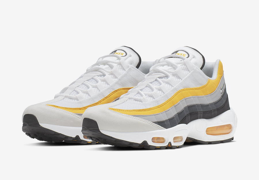 huge discount cee5d 7b56f Expect to see this fresh Nike Air Max 95 arriving very soon at select  retailers and on Nike Store Online. Peep a look below and be sure to grab a  pair for ...