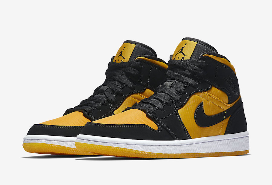 The 1 Black Releasing Jordan In Air Gold Mid And University 35jc4ARSLq