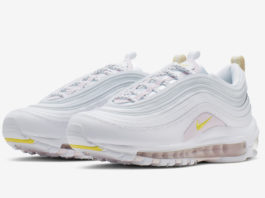 quality design 8d78c c60e2 Nike Air Max 97 Releasing In Pastel Pink And Yellow